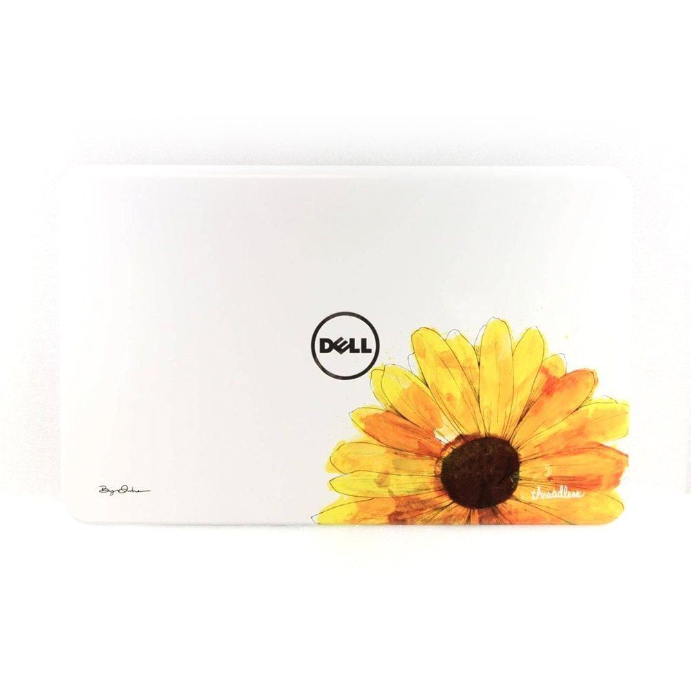 """Dell V25JH Inspiron 15R N5110 15.6"""" Design Studio Daisy Switchable Back Lid"""