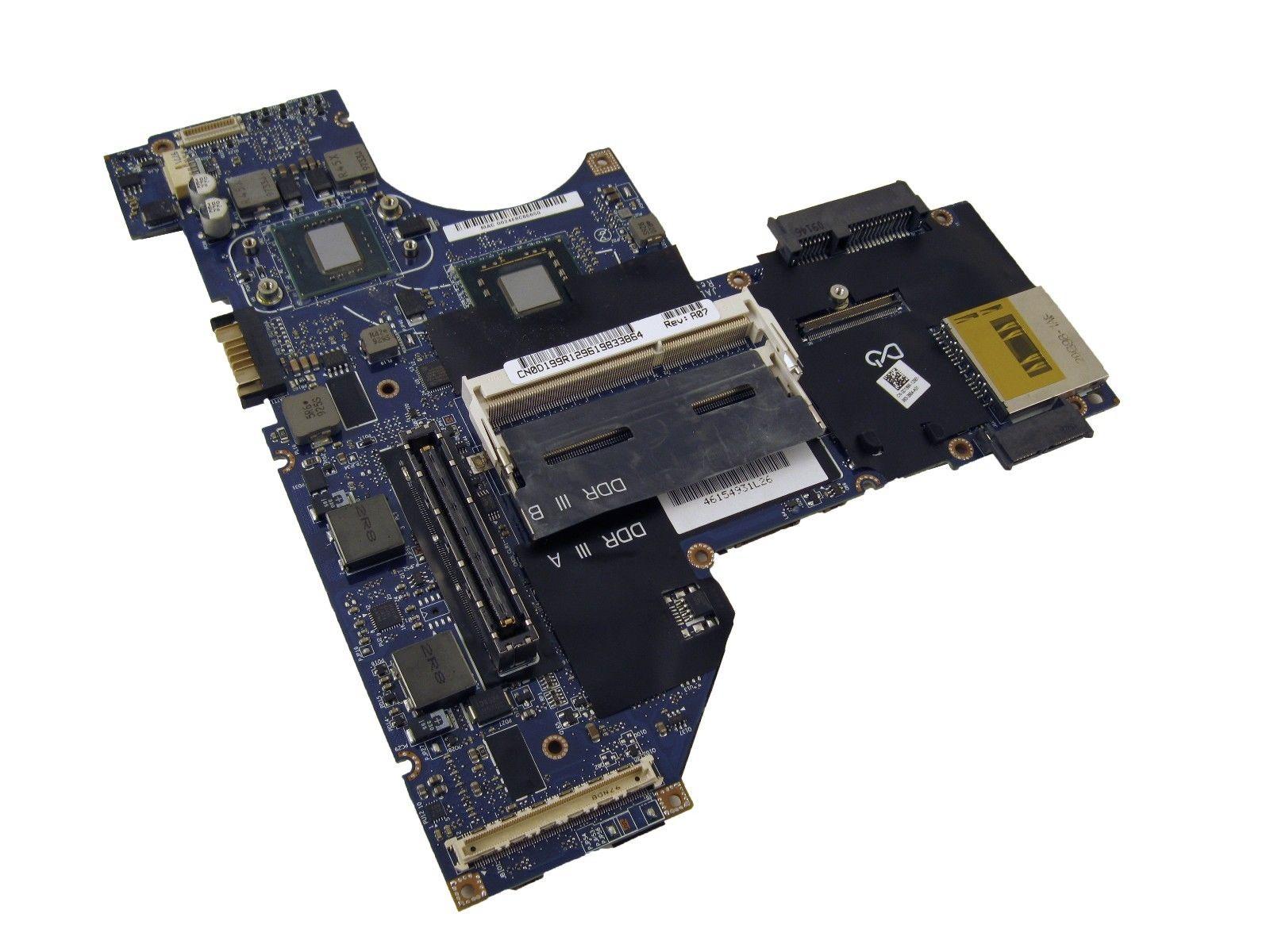 Dell D199R Latitude E4300 Motherboard
