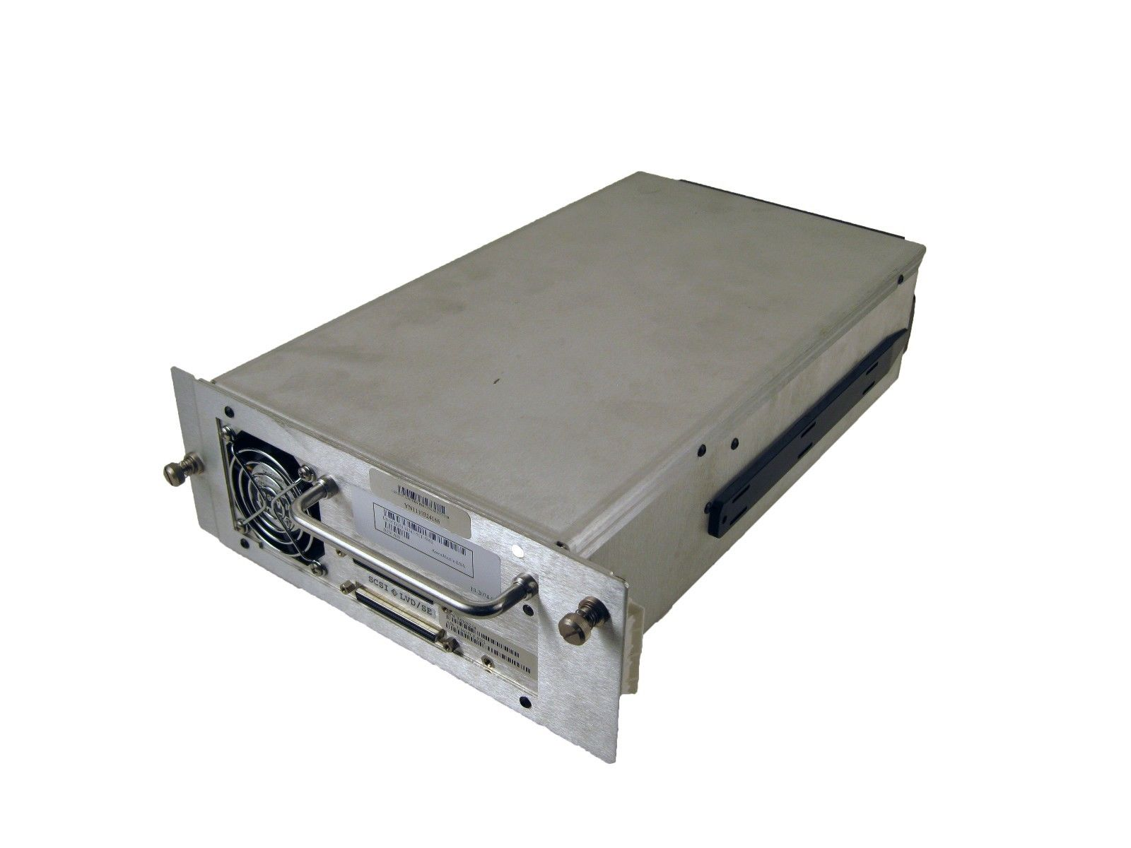 Dell CD259 PowerVault 136T LTO-2 SCSI LVD Loader Drive