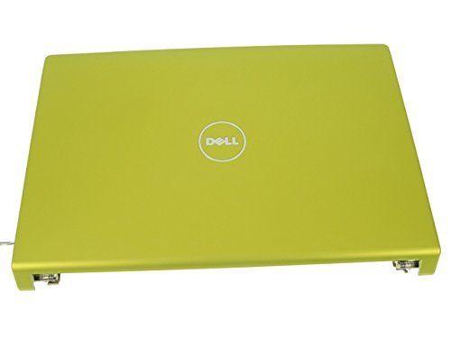 NEW W403J Dell Studio 1555 Designer LCD Top Cover + Hinges