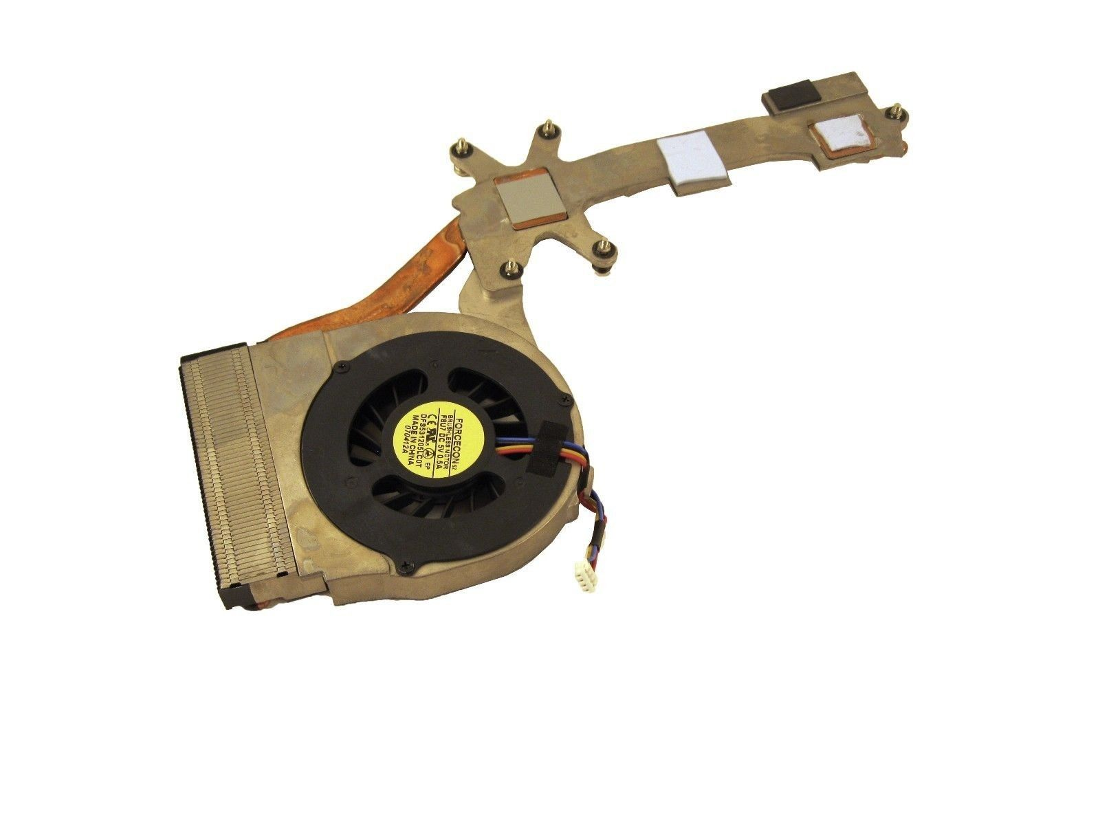 Dell K436N Latitude E5400 Laptop Fan and Heatsink