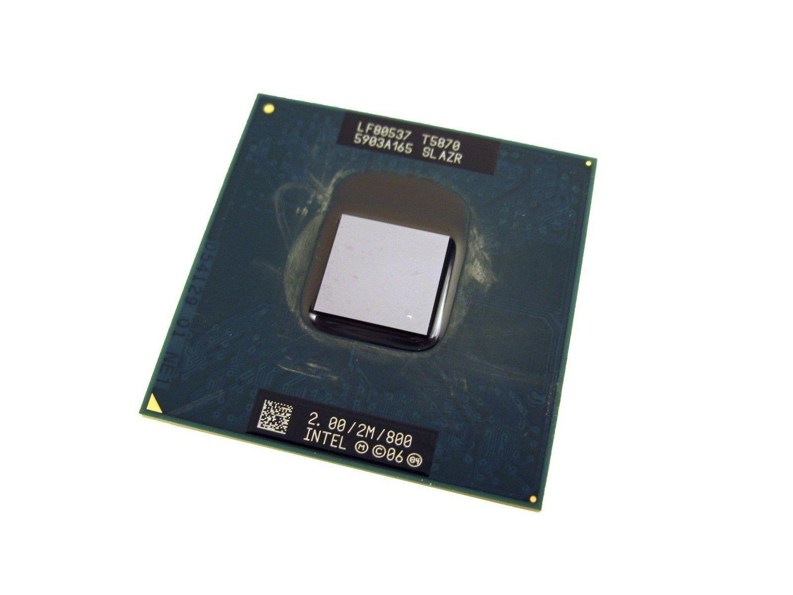 Dell R113F Intel SLAZR Core 2 Duo Mobile 2GHz 2MB CPU Processor T5870
