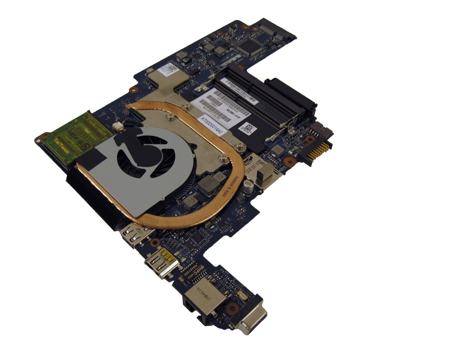 DELL 9V0GR Inspiron 1120 Laptop Motherboard Main Board AMD