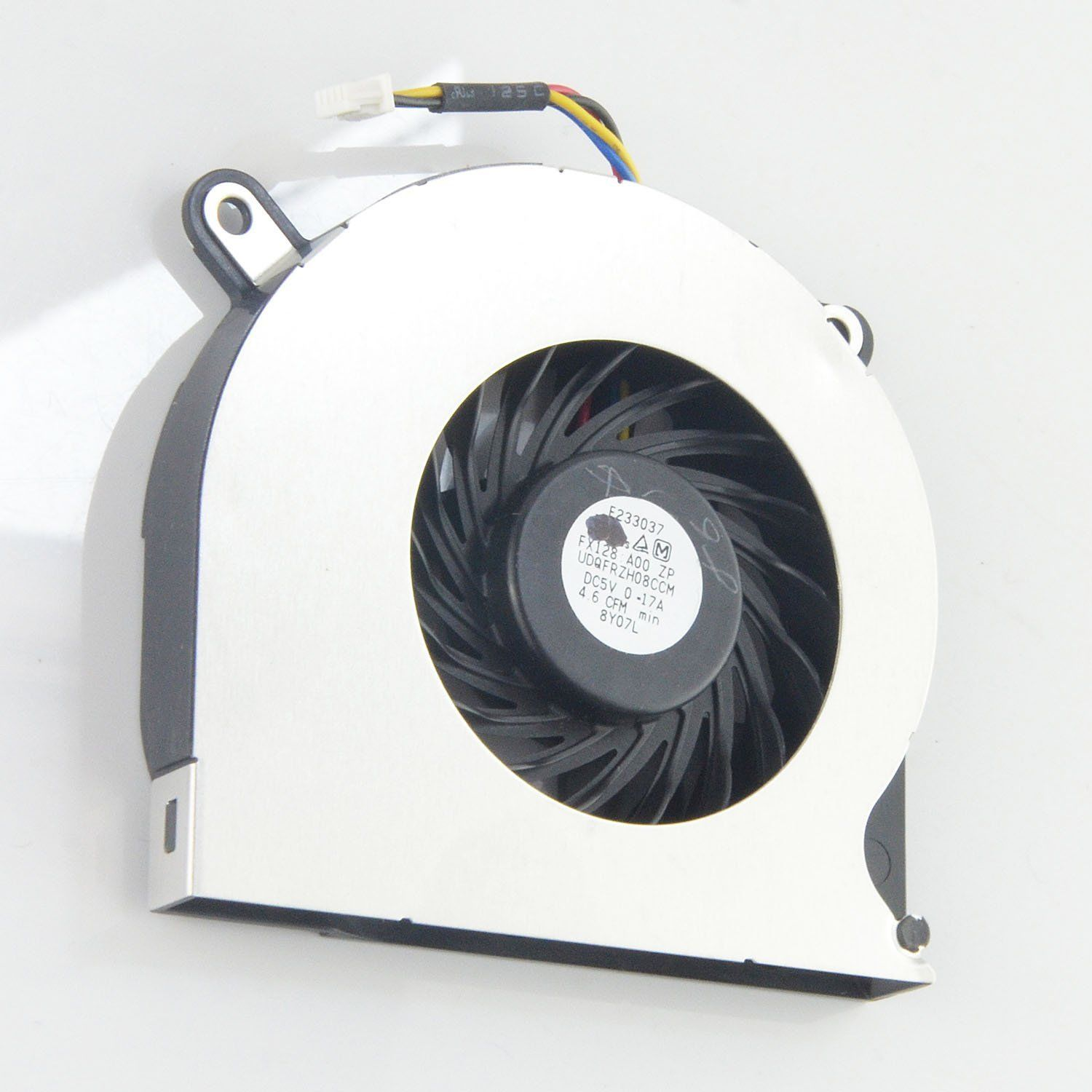 NEW Dell FX128 Latitude E6400 CPU Cooling Fan