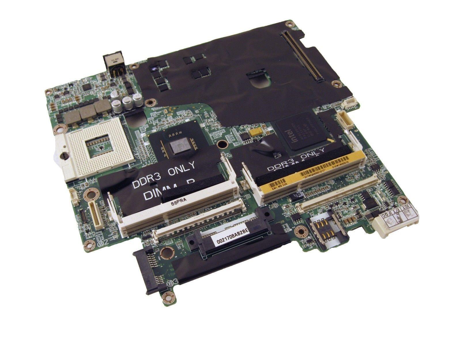 Del U222F Precision M6400 Motherboard