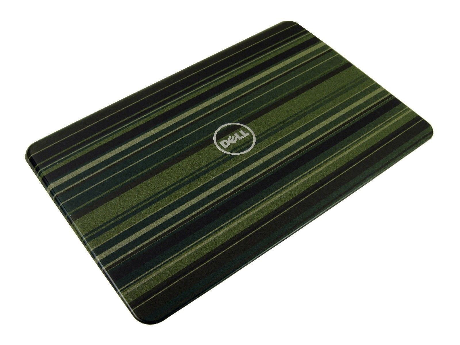 New Dell 27XKY Inspiron N4110 Switchable Back Cover Green Design Sub-Part# W9TN7