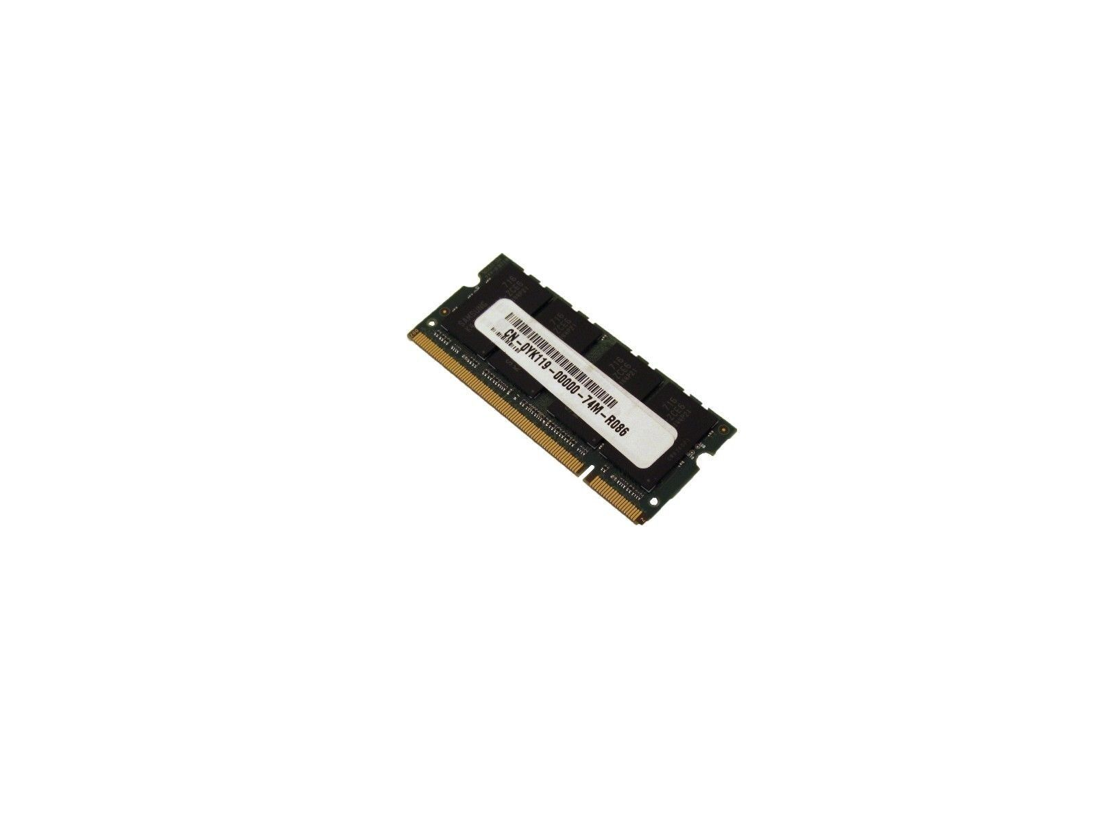 Samsung YK119 2GB Notebook SODIMM DDR2 M470T5669AZ0-CE6