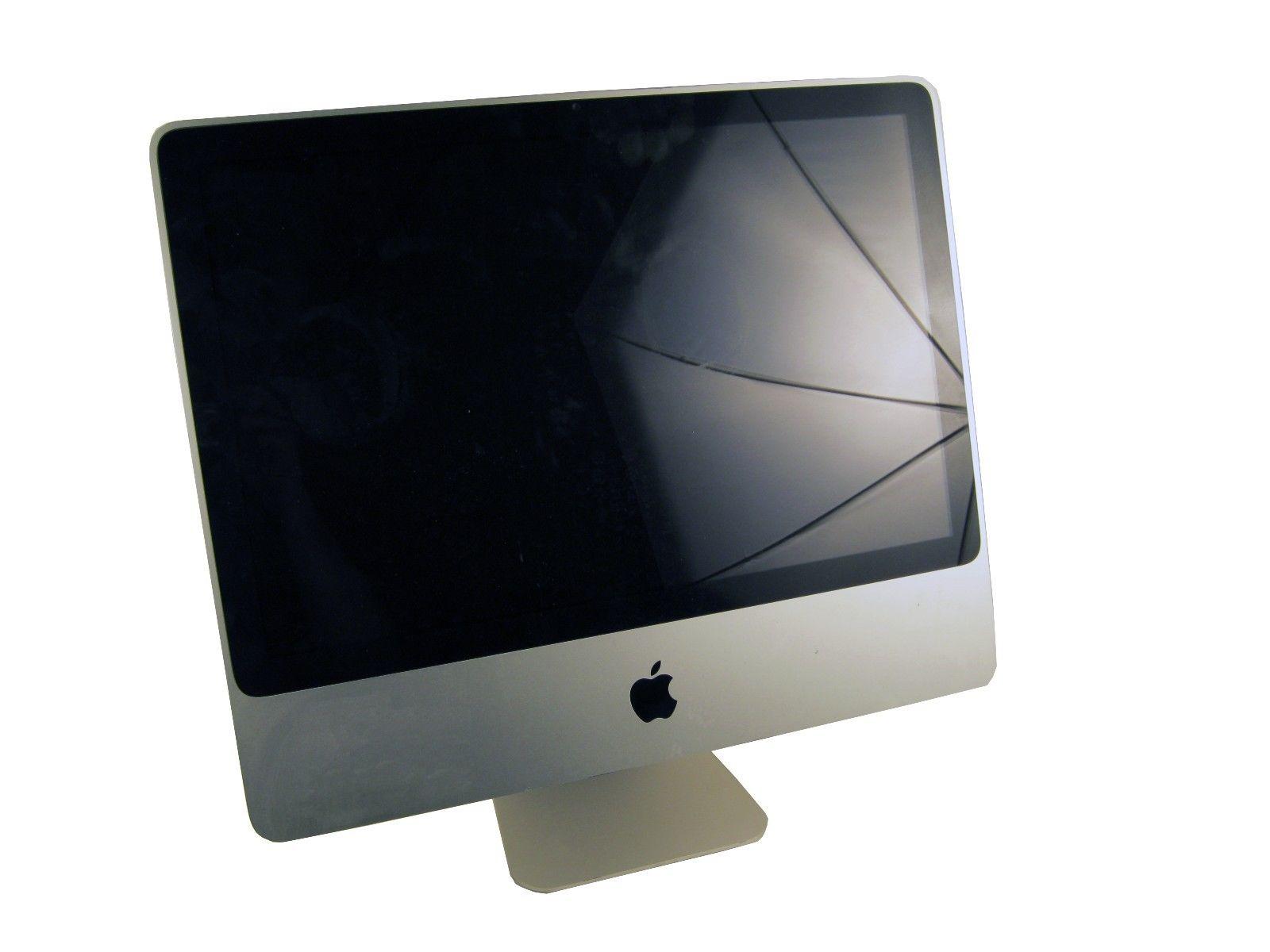"Apple A1224 iMac 20"" Desktop Intel Core 2 Duo 2GHz 2GB 160GB No OS"