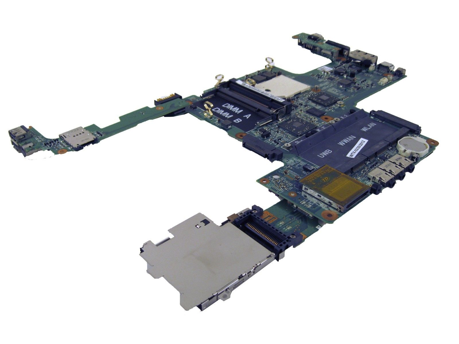 Dell C7M2F Inspiron 1526 Socket S1 Laptop Motherboard