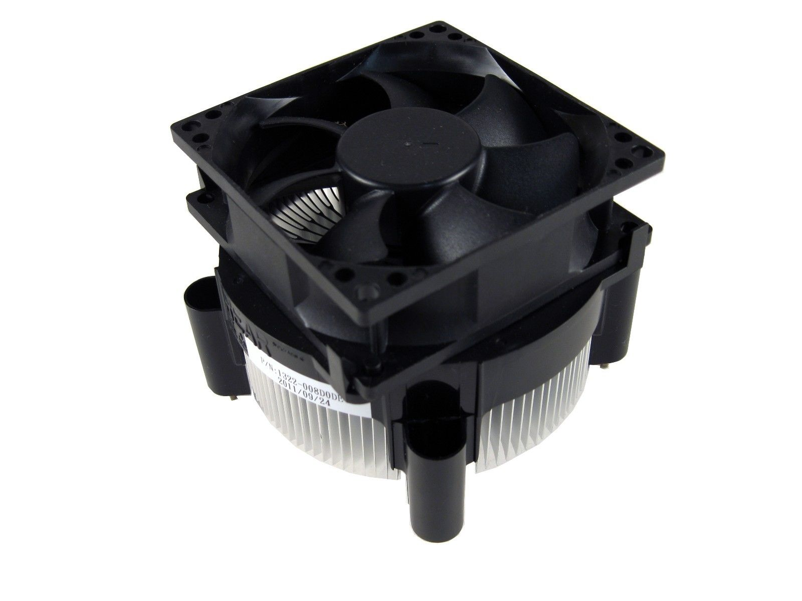 K078D Original Dell CPU Heatsink Cooling Fan Assembly