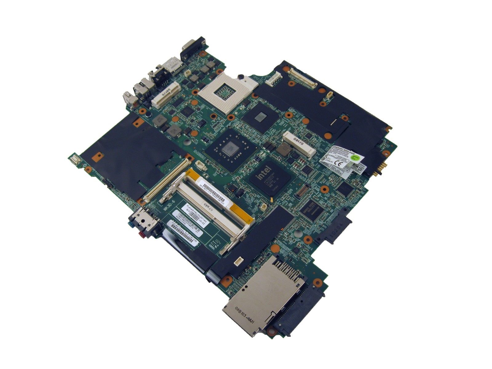 IBM 63Y1442 Lenovo Thinkpad R500 Laptop Motherboard