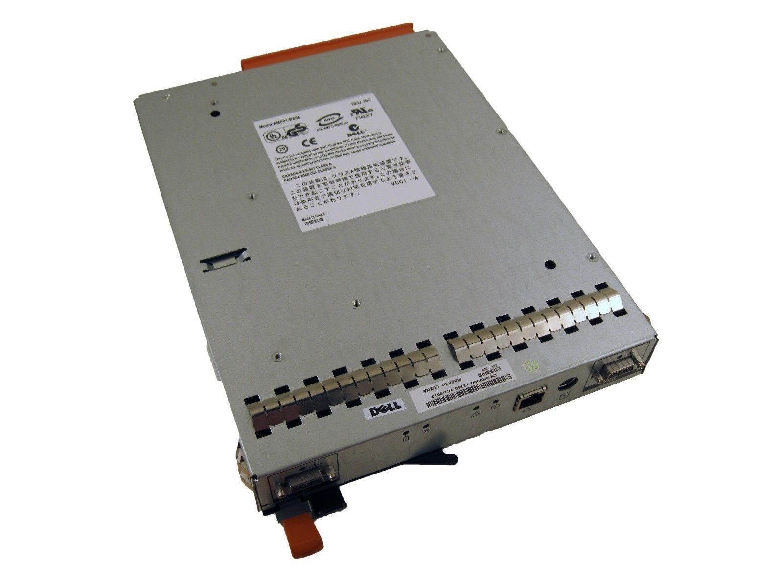 Dell M999D PowerVault MD3000 SAS SATA Interface Module AMP01RSIM
