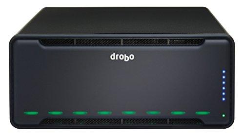 Drobo 800i: SAN - 8 bay array - iSCSI x 2 ports. (DR-B800I-2A21)