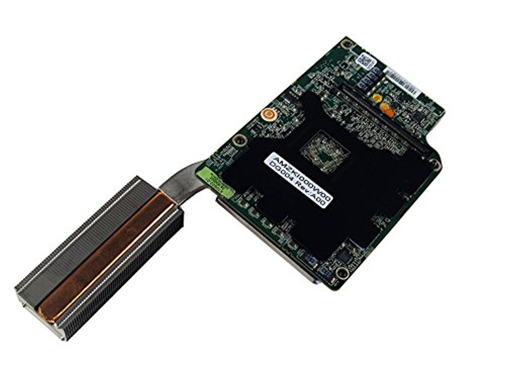JG367 Dell XPS M2010 ATI X1800 256MB Laptop Graphics Card (Mfg. Refurb)