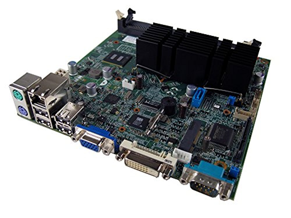 New K060K Dell Optiplex FX160 Motherboard w/ 1.6GHz Intel Atom 330 Processor