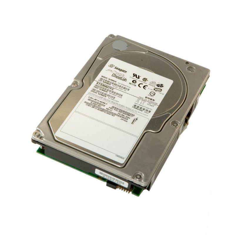 Seagate ST336607FC Cheetah 36.7GB 10K Fibre Channel FC-AL Hard Drive