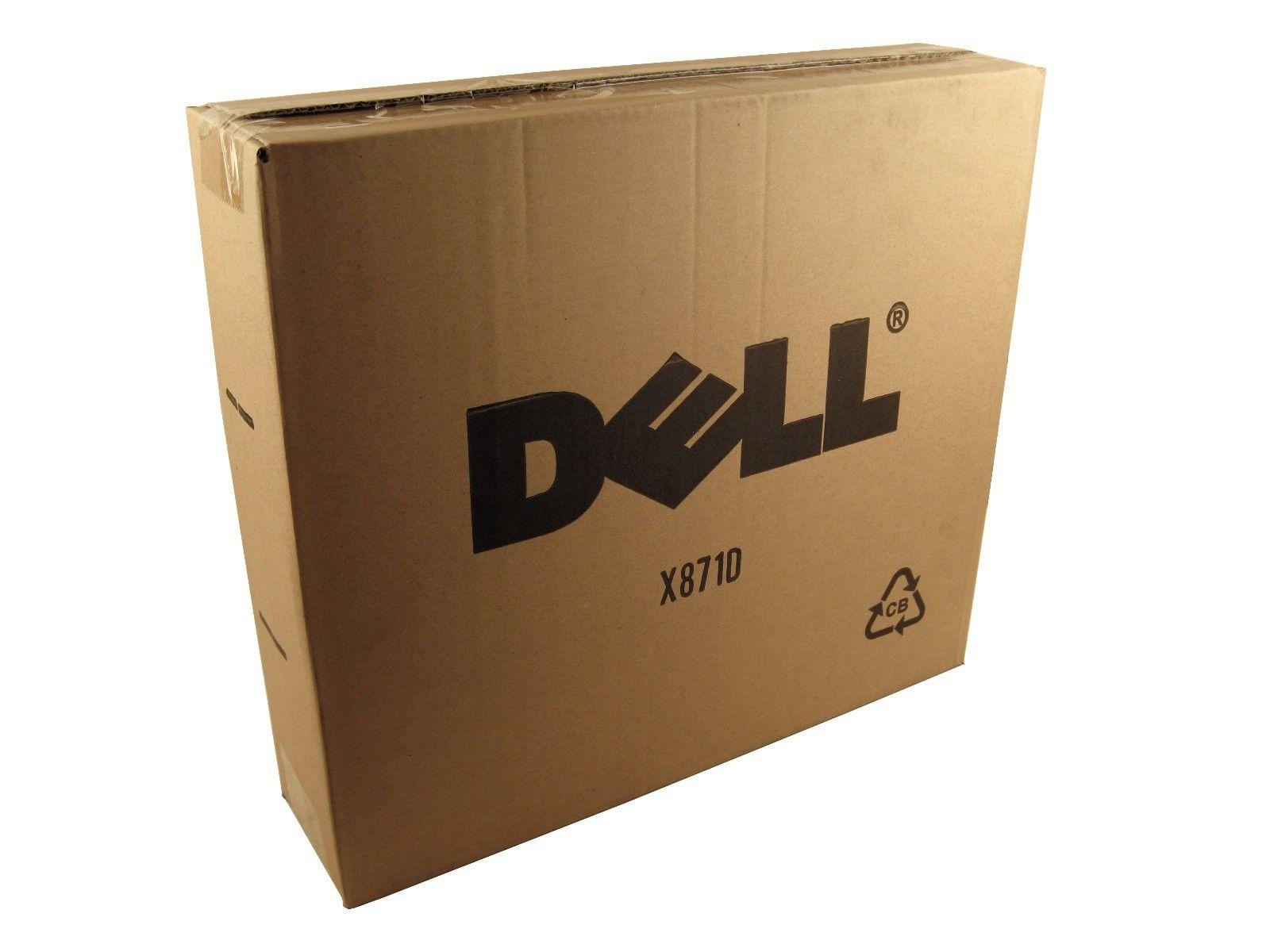 """Dell X871D Targus XL CityGear 17.3"""" Padded Laptop Messenger Notebook Bag NEW"""