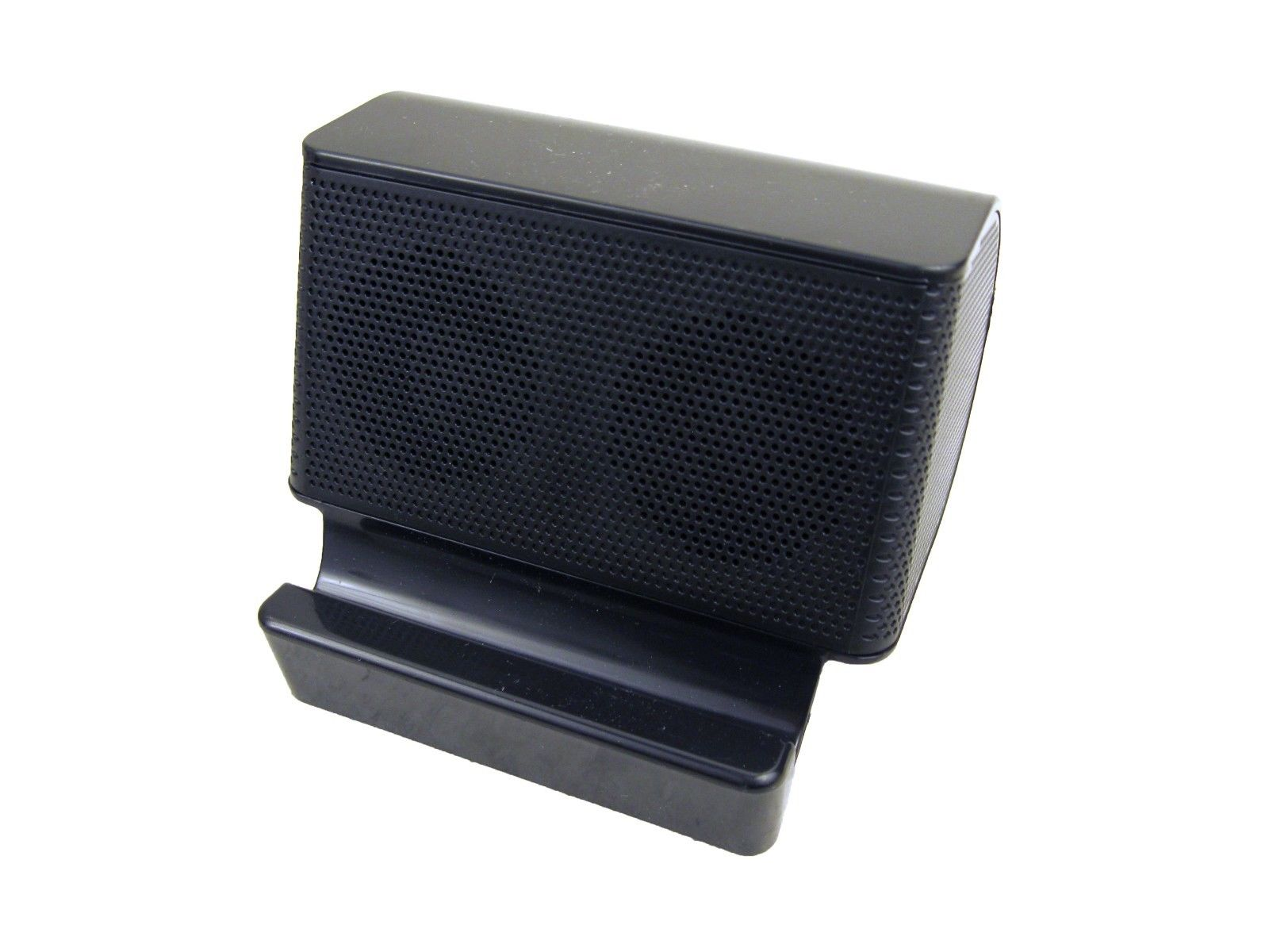 iConcepts Speaker With Docking Station Black FS-SPK-BLK