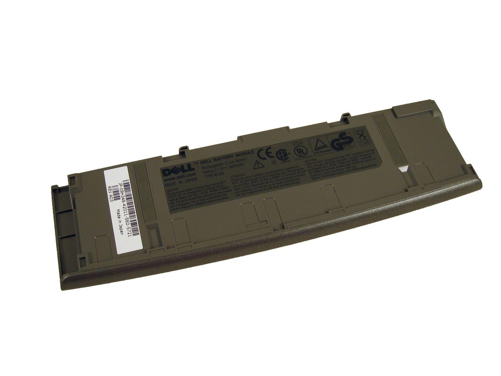 Dell 9H348 Genuine Latitude C400 11.1V Laptop Battery 4E369