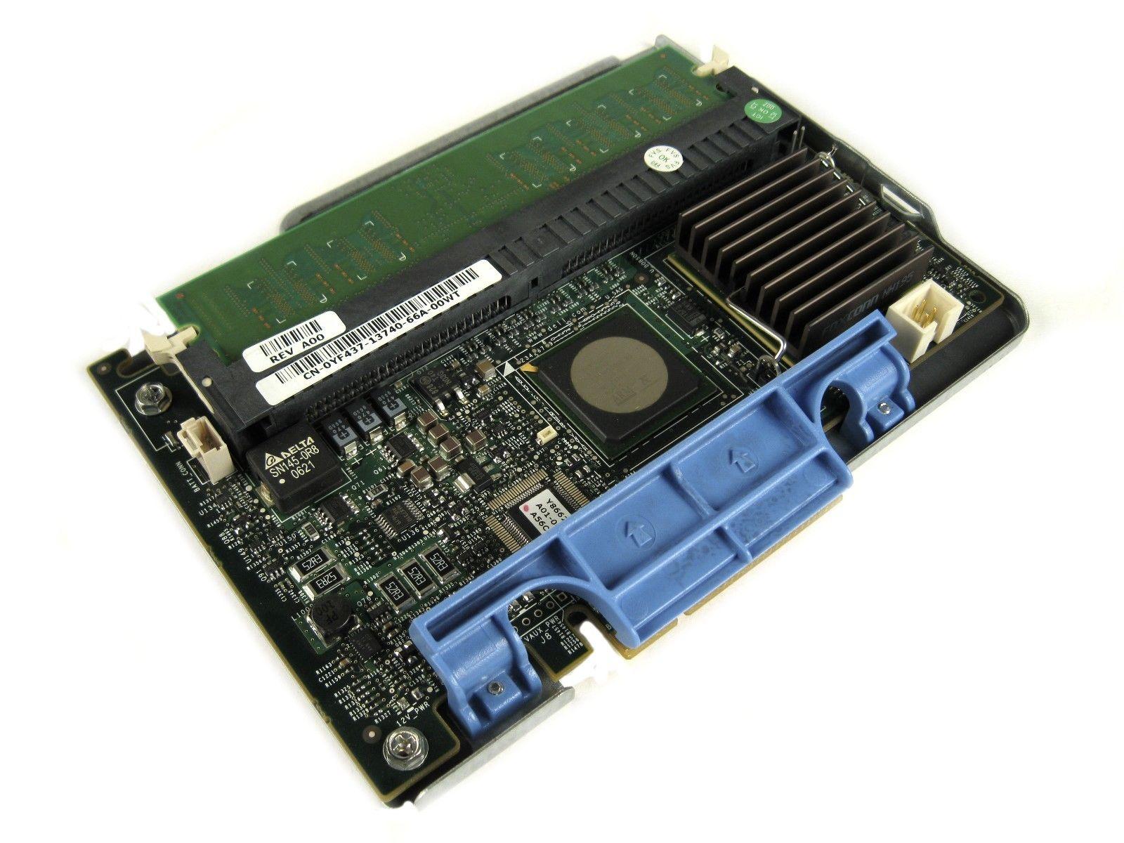 Dell YF437 PowerEdge Server 1950 2950 RAID PCIe Controller Card 256MB