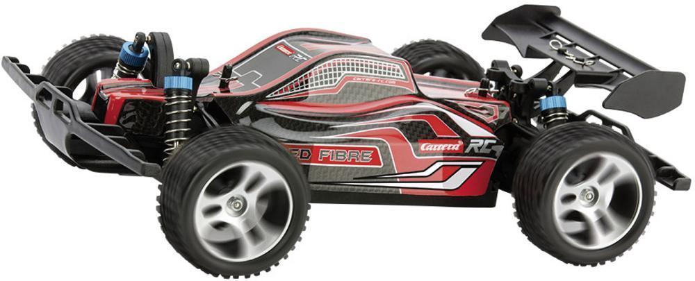Carrera 370183002 RC Red Fibre Vehicle