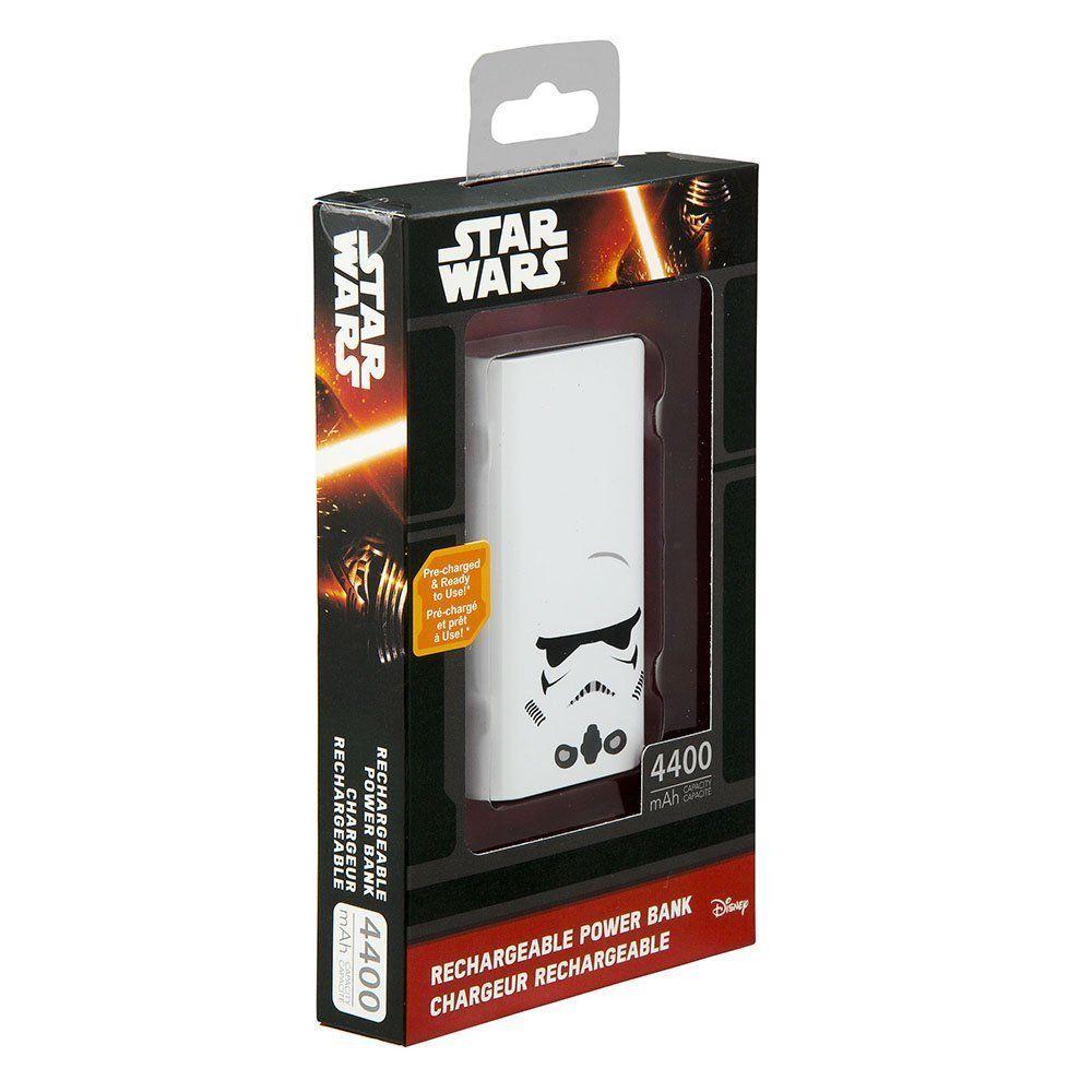 Star Wars Storm Trooper 4400 mAh Rechargeable Power Bank