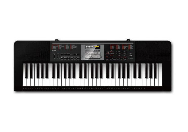Casio CTK-2090 61 Key Portable Keyboard Digital Piano 400 Tones 150 Rhythms