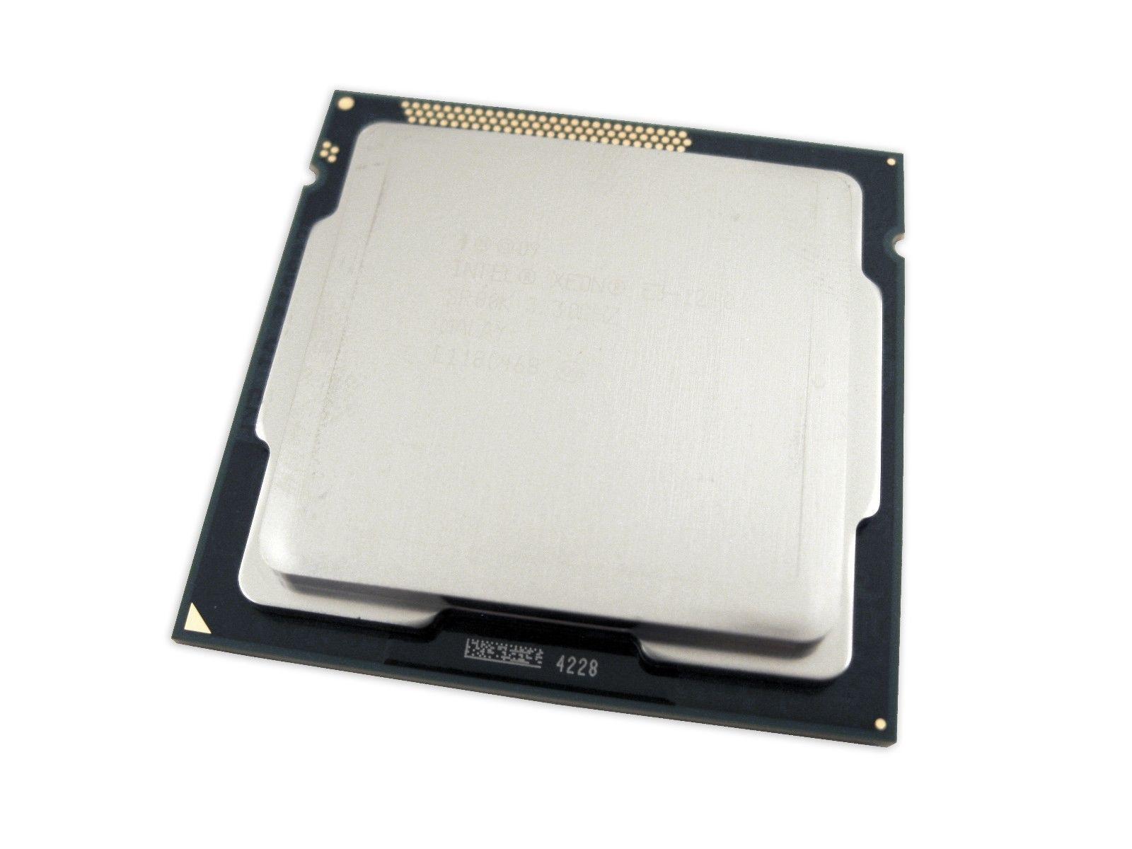 Intel 03X3627 Xeon E3-1240 SR00K 4 Core 3.3GHz LGA 1155 8MB L3 Cache