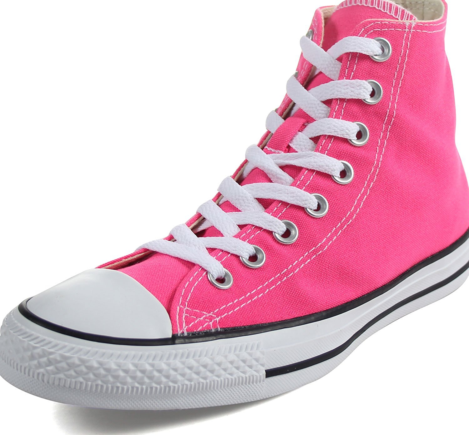 26cca6d65309de Converse Unisex Chuck Taylor All Star Seasonal High Top Pink Pow ...