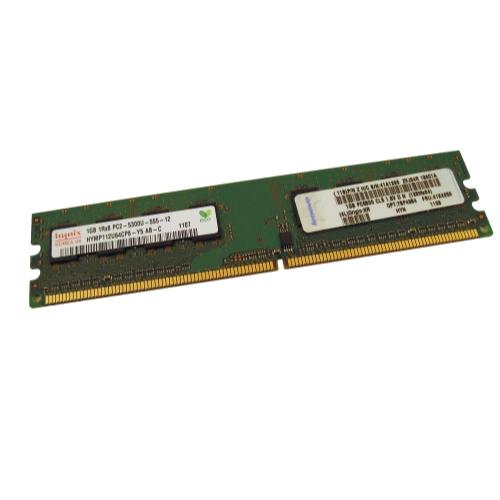 Hynix HYMP112U64CP8-Y5 1GB PC2-5300U 1Rx8 DDR2 667MHz Memory LOT OF 4