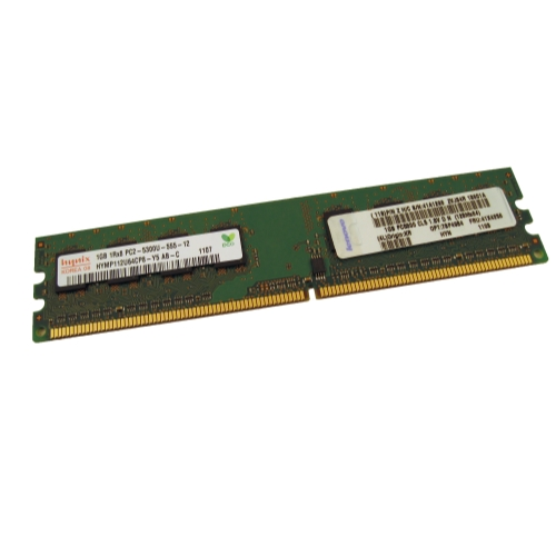 Hynix HYMP112U64CP8-Y5 1GB PC2-5300U 1Rx8 DDR2 667MHz Memory LOT OF 5