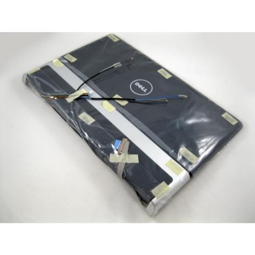 "Dell PHJG8 Studio XPS 1645 1647 15.6"" Black Laptop Back Cover + LCD Screen"