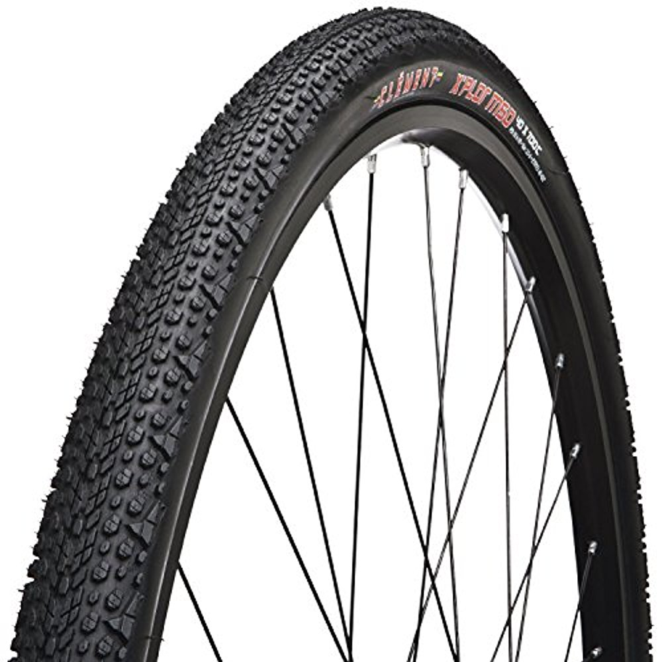 Black 120 TPI Donnelly LAS CX Folding Cyclocross//Gravel Bike Tire 700 x 33mm