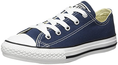 22778093e97 Converse Infant Toddlers Chuck Taylor All Star Core Ox Navy 7J237
