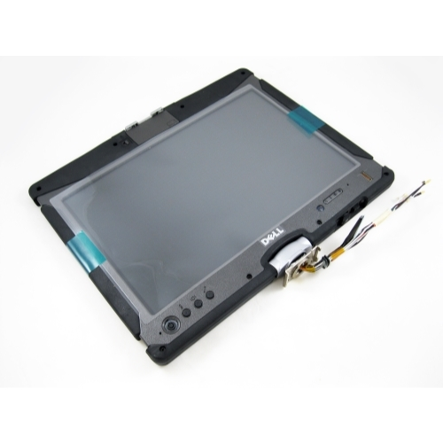 "Dell V2YRK Latitude XT2 XFR 12.1"" Rugged LCD Rear Back Top Cover Lid Assembly"