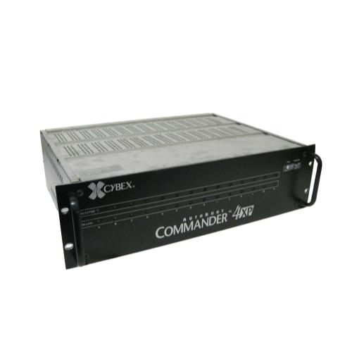 Cybex Autoboot Commander 4XP XPST x1 XPXR x1 XPAC x12 KVM Switch