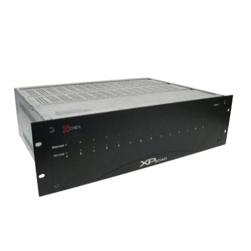 Cybex XP4040 Rear Access XPSR x3 XPAC x5 XPSI x1 XPAL x4 KVM Switch