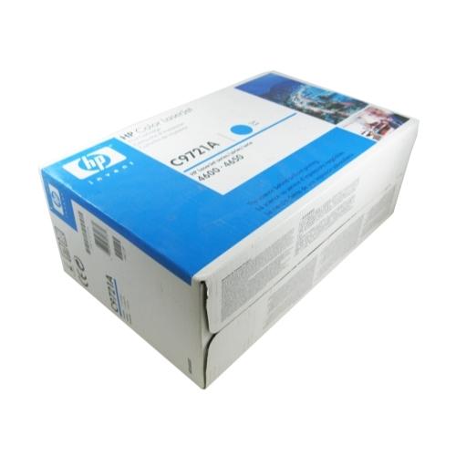 HP 641A C9721A Laserjet 4600 Series Cyan Toner Cartridge Sealed