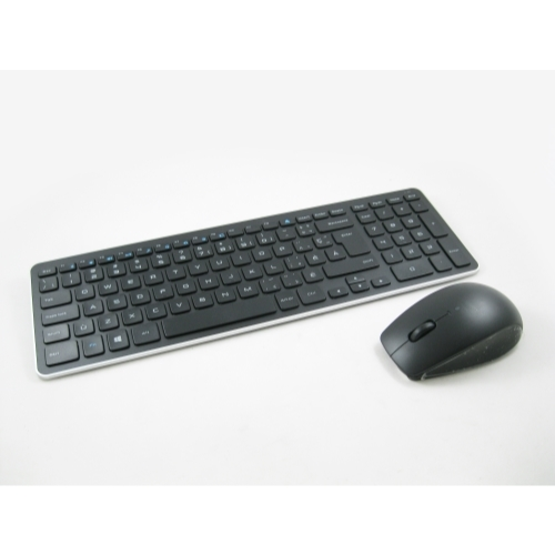 Dell 09PVD KM714 Wireless Canadian French Keyboard w/ Mouse NO DONGLE LOT OF 23