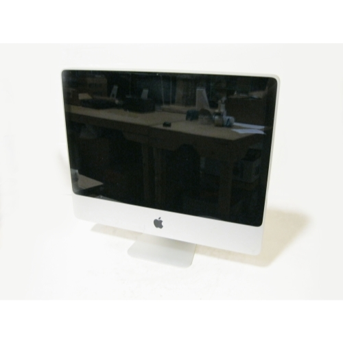 "Apple A1225 Intel Core 2 Duo 2.66GHz 4GB RAM 640GB Snow Leopard OS 24"" iMac"