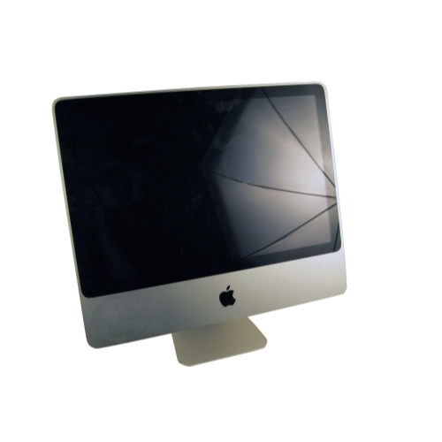 "Apple A1224 Intel Core 2 Duo 2GHz 2GB RAM 160GB Snow Leopard OS 20"" Desktop iMac"