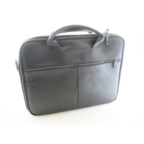 """Dell YX100 15.4"""" Leather Laptop Protective Carrying Case"""