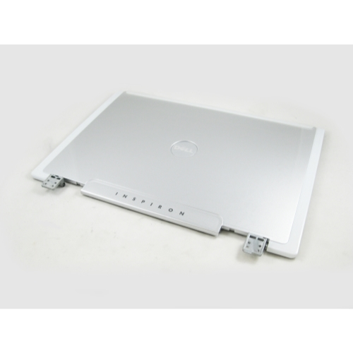 "Dell DF050 Inspiron E1705 17"" Silver LCD Back Cover Lid"