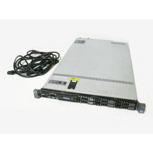 Dell PowerEdge R610 Server - 40GB RAM - 146GB HDD x2 - 900GB HDD x4