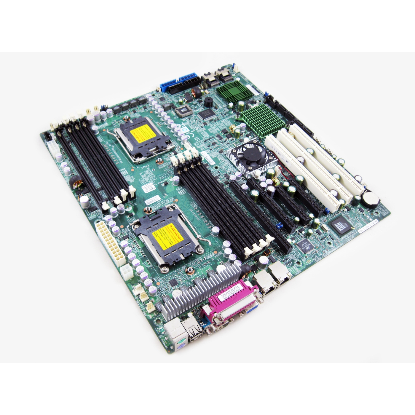 Supermicro MBD-H8DM3-2 Socket DDR2 400 Extended ATX Server Motherboard