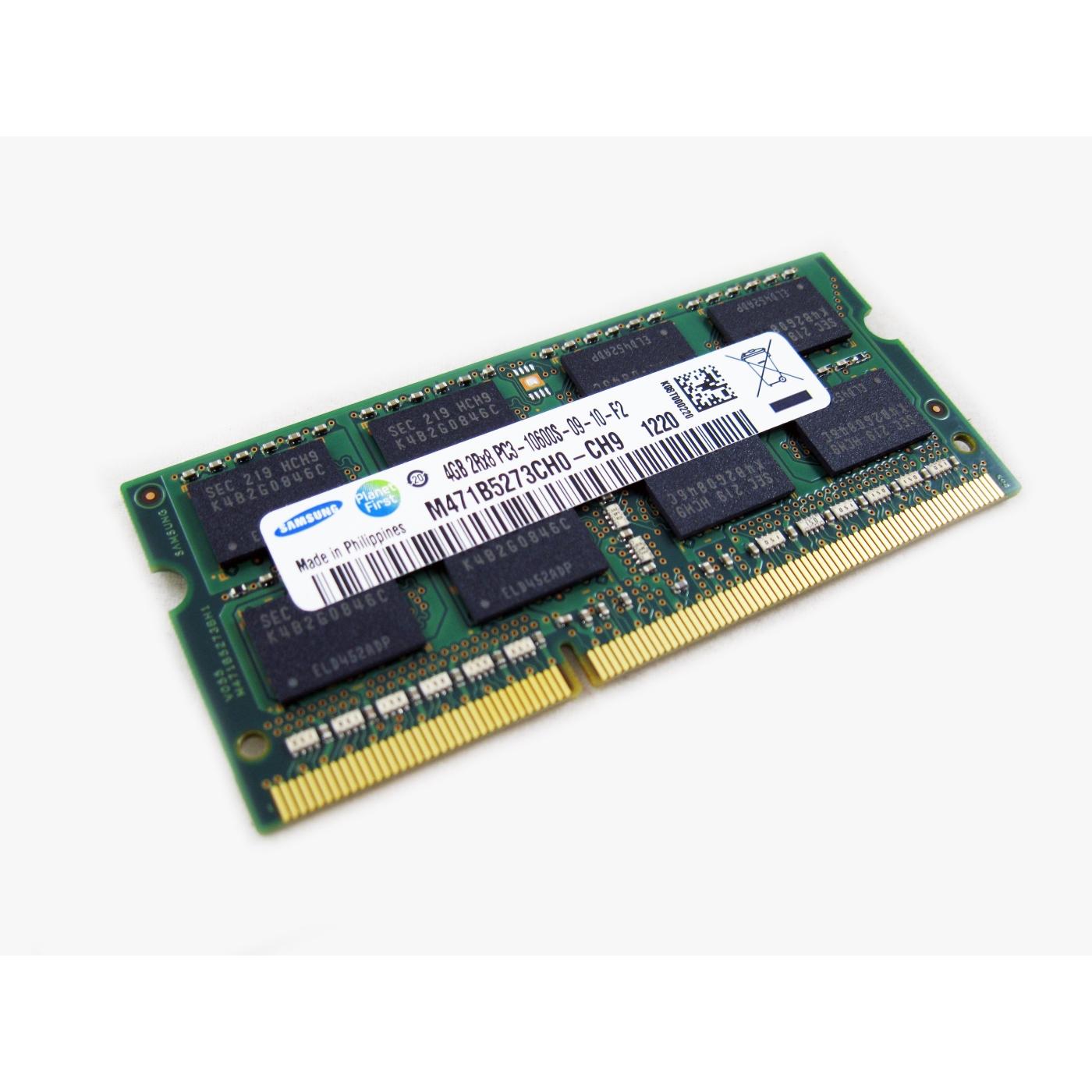 Acer KN.4GB0B.010 Samsung M471B5273CH0-CH9 4GB DDR3-1333 SO-DIMM Memory Module