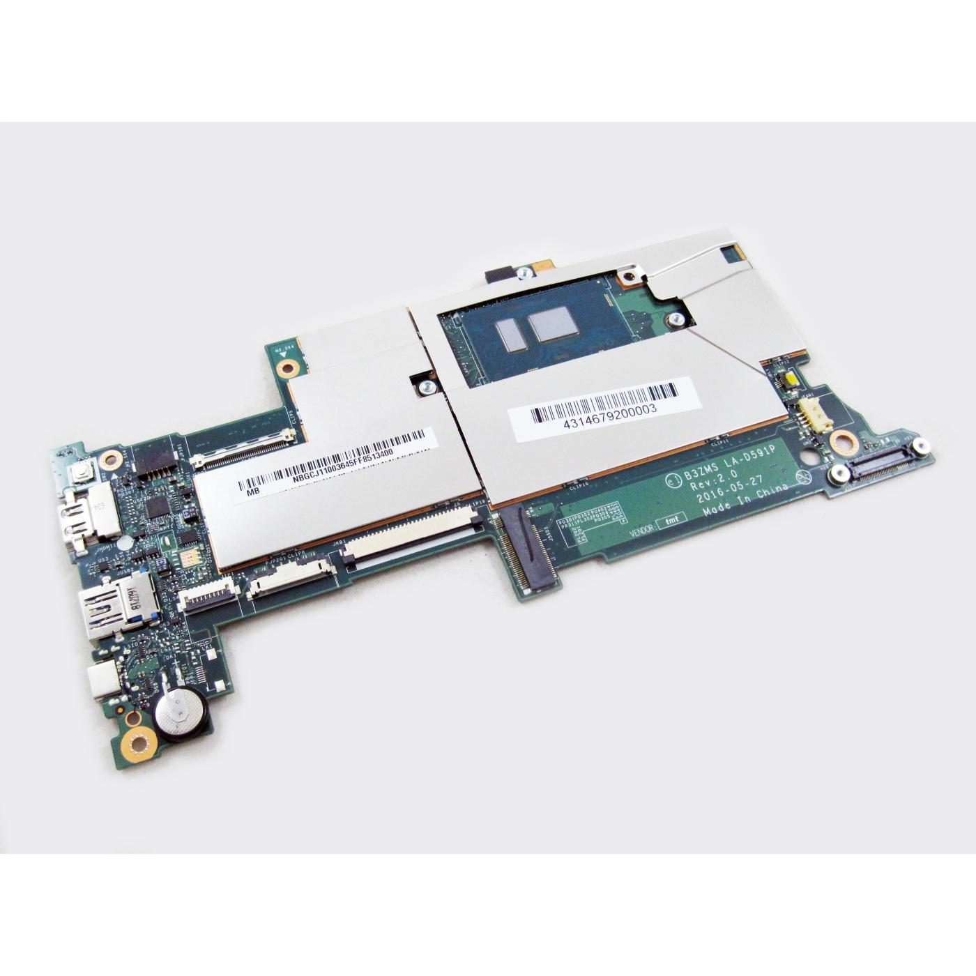 Acer NB.GCJ11.003 Aspire Swift I5-7200U 4GB Uma Notebook Motherboard