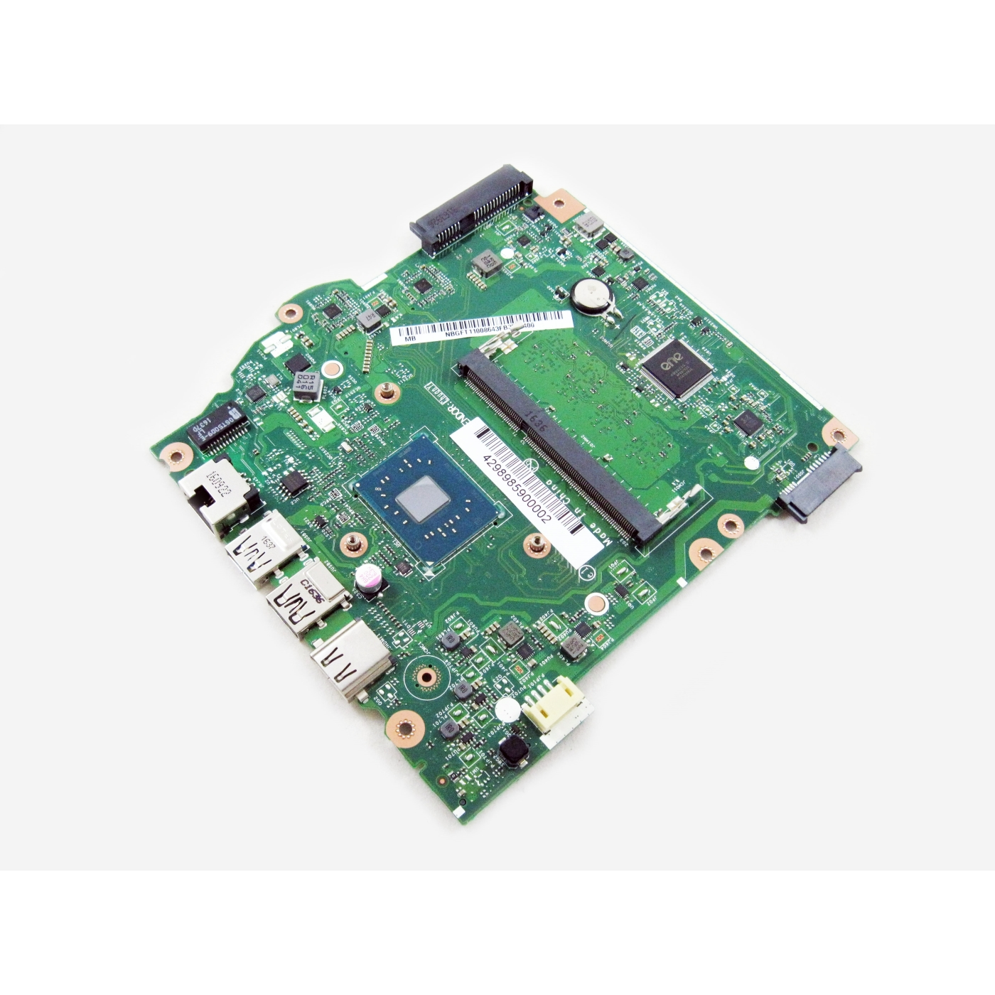 Acer NB.GFT11.008 Aspire ES1-533 EasyNote N3340 Uma 2GB Notebook Motherboard
