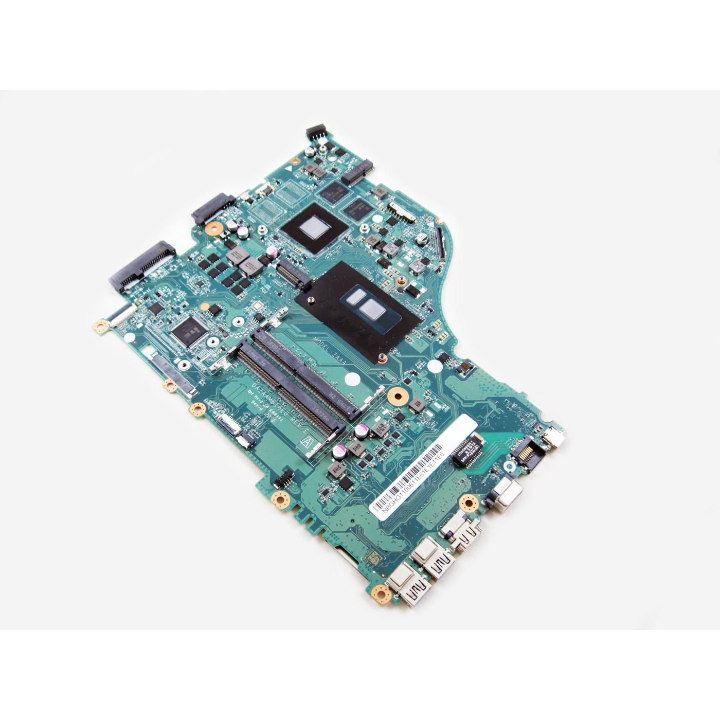 Acer NB.GHG11.006 Aspire E5-575G F5-573G I7-6500U Dis 940M Notebook Motherboard
