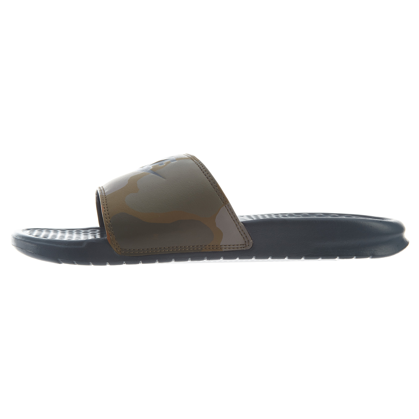 f1ea77a67806 Details about Nike Mens Benassi JDI Print Slide Sandals 631261-300